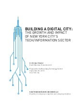 BUILDING A DIGITAL CITY: THE GROWTH...
