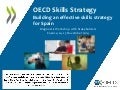 Building an Effective Skills Strategy for Spain – Workshop with Stakeholders