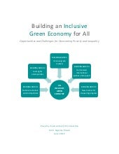 Building an inclusivise green econo...