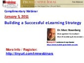 Building a Successful eLearning Str...