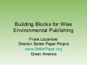 Environmental Publishing Foundation