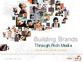 Building Brands through Rich Media