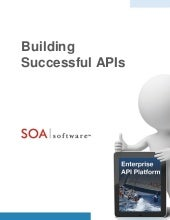 Building Successful APIs