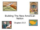 Building The New American Nation131