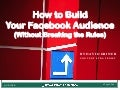 How to Build Your Facebook Audience