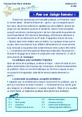 Bulletin avance au large 259 octobr...
