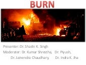 Burn ppt shashi