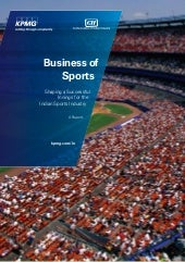 Business of Sports: Shaping a Succe...