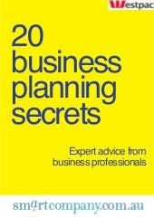 Business planning-ebook 30.11.09