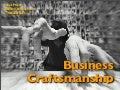 Business Craftsmanship CAS2013