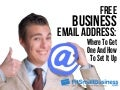 How To Setup Your Business Email, Mobile Email, and Manage Through Gmail