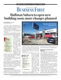Business First Louisville article on the Neil Huffman Auto Group