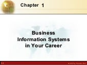 Business information systems in you...