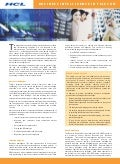 HCLT Brochure: Business Intelligence in Telecom