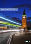 IT Support for London Business from Our IT Department.
