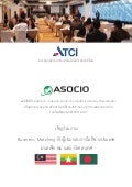 ASOCIO ICT Business Matching 20 August 2015