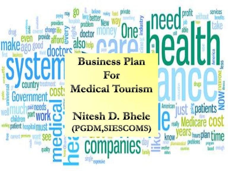 Medical laboratory business plan