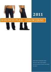 Business plan for textile industry