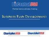 Partner Training: Business Plan Dev...