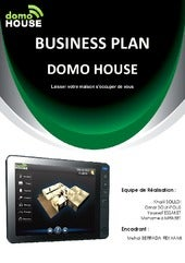 Business plan domo house