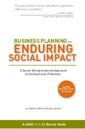 Business planning for_enduring_soci...
