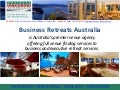 Business retreats australia   conference centres