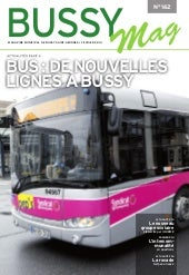 Le journal de bussy n° 162