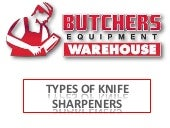 Butchers Equipment - Types of Knife...