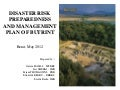 Disaster Risk Preparedness &  Management: Butrint case