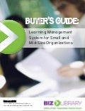 Buyer's Guide: Selecting an LMS for SMB