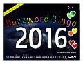 Buzzword Bingo 2016: Nominees for #WOTY2016