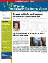 Business Voice June 2010