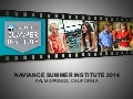 NSI 2014: Learning by Doing: Community Service, Summer Programs, Internships, and Gap Years