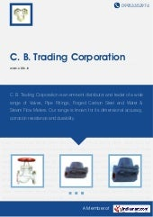Steam Trap Valves by C b trading co...