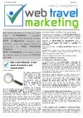 Web Travel Marketing Magazine N° 1