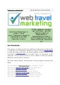 Web Travel Marketing Magazine N° 17