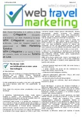 Web Travel Marketing Magazine N° 2