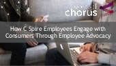 How C Spire Employees Engage with Consumers Through Employee Advocacy