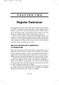 Fundraising With Businesses: Chapter 2, Register Programs