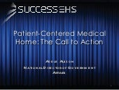 Patient-Centered Medical Home: The ...