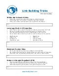 C47 seo link building worksheet
