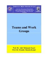C5 1 Teams & Work Groups