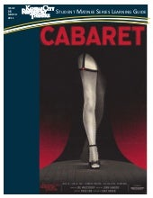 "Learning Guide for ""Cabaret"" at the..."