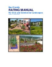 CA: Bay-Friendly Rating Manual for ...