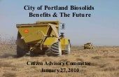 City of Portland Biosolids Presenta...
