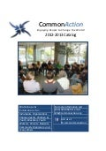 CommonAction Consulting 2012-13 Catalog