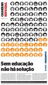 Caderno educacao transito