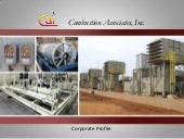 Combustion Associates Inc. Corporat...