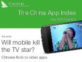 China App Index: Will mobile kill t...