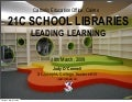 21c School Libraries Leading Learning